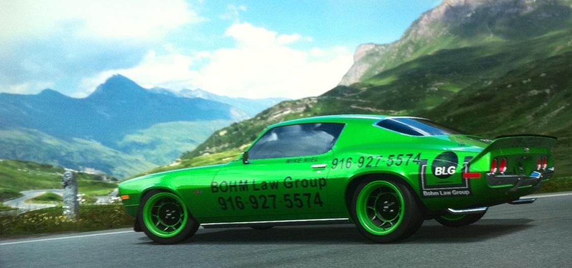 BLG Racecar